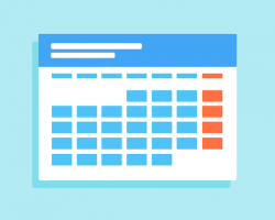 Calendar Image by 200 Degrees from Pixabay